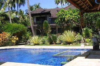 Villa-Ponjok Bali im Tauchparadies
