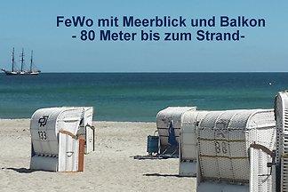 FeWo OSTSEE - Meerblick+Balkon, 2SZ
