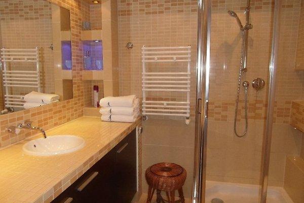 luxus fewo mit 2 schlafzimmer ferienwohnung in misdroy mieten. Black Bedroom Furniture Sets. Home Design Ideas
