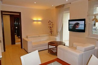 Luxus-FeWo mit 2 Schlafzimmer