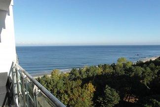 Top appartement avec vue sur la mer