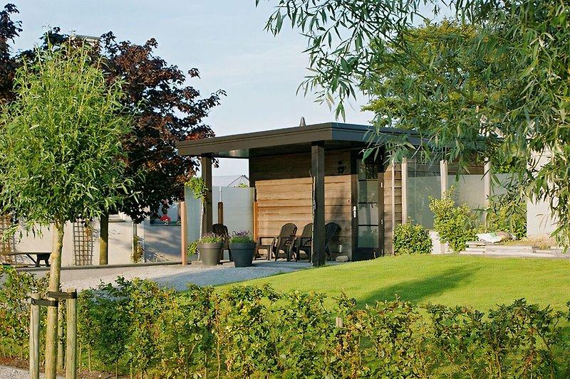 Gästhaus nr. 13A (4P)- Vorderseite