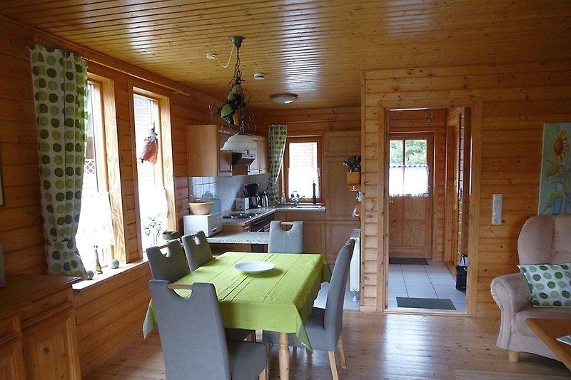 Esszimmer -Küche