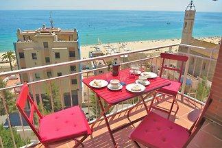 Tiana Seaview & Beach-apartment