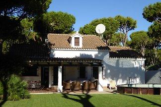 Villa Beach & Spa Andalusien