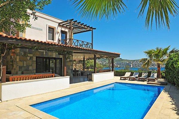 Villa Azuro  en Gündogan -  1