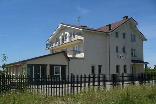 Pension SKIPER in Kolberg -Grzybowo in Kolberg - Bild 1
