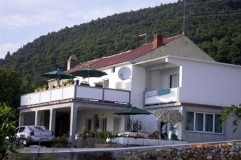 Das Haus VINKO: Terrasse der Apart für 6 Pers