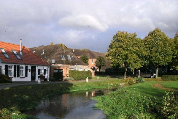 Haus am Burggraben in Loquard en Greetsiel - imágen 1