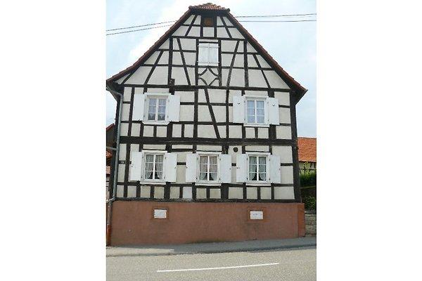 Maison Heintz à Kutzenhausen - Image 1