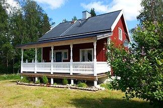 Urgemütliches, bestens ausgestattetes Ferienhaus am See