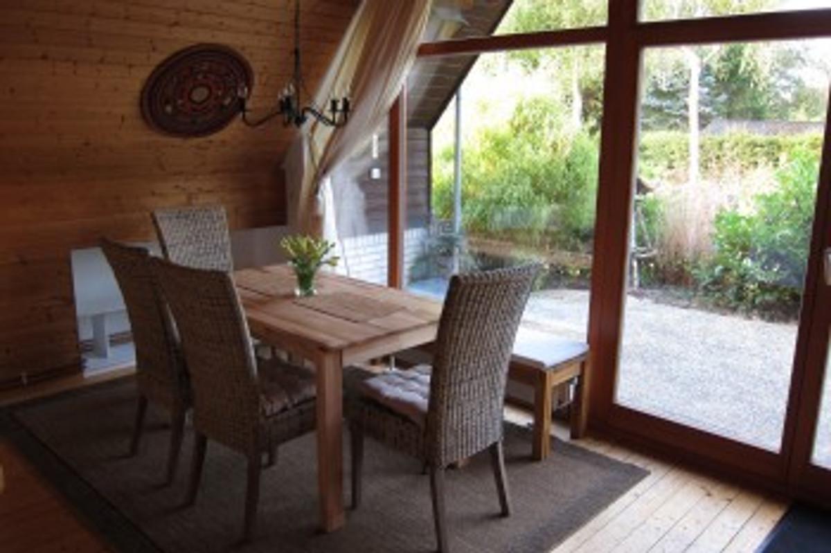 heidehaus eichh rnchen holiday home in neuenkirchen. Black Bedroom Furniture Sets. Home Design Ideas