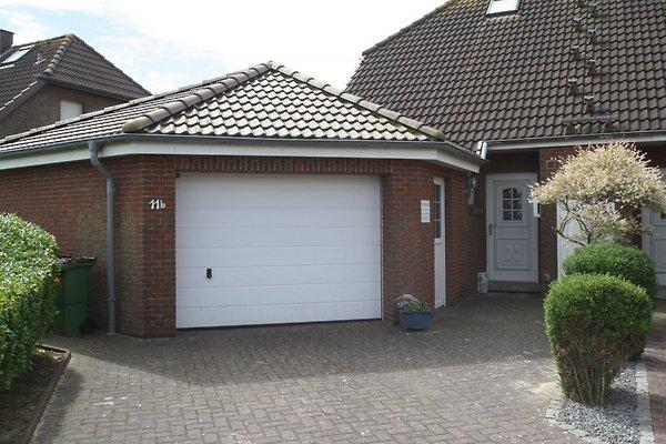 Eingang Garage