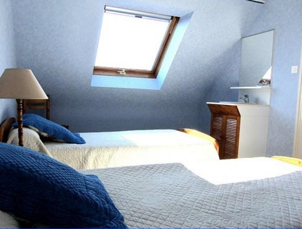 Villa 130 m vom weiße Sandstrand - Ferienhaus in Landeda mieten