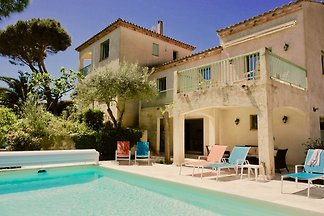 Holiday home relaxing holiday Les Issambres