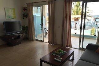 Beach blue apartment Morro Jable