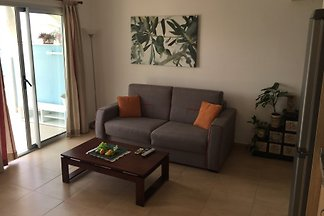 Plage appartement bleu Morro Jable