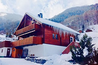 Ferienhaus Silvrettasicht