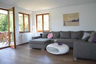 Luxus Ferienwohnung Waldwiese