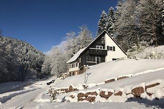 Luxus Schwarzwald Chalet Lohmuehle