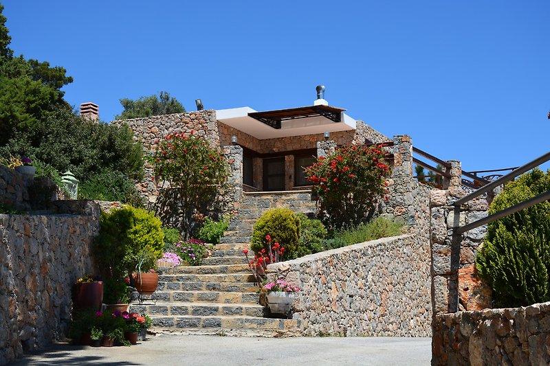 Studio-Villa Rigani