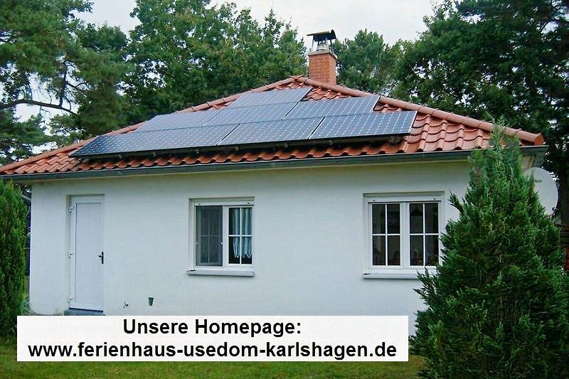 Ferienhaus Homepage
