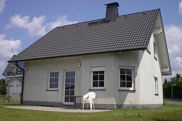 Domek letniskowy Ferienhaus Rothaarkrone w Winterberg - zdjęcie 1