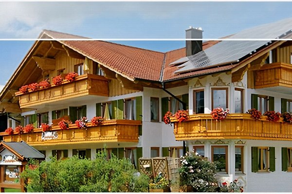 Gästehaus Annabell in Nesselwang - immagine 1