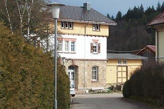Ehemaliger Bahnhof Gutenstein