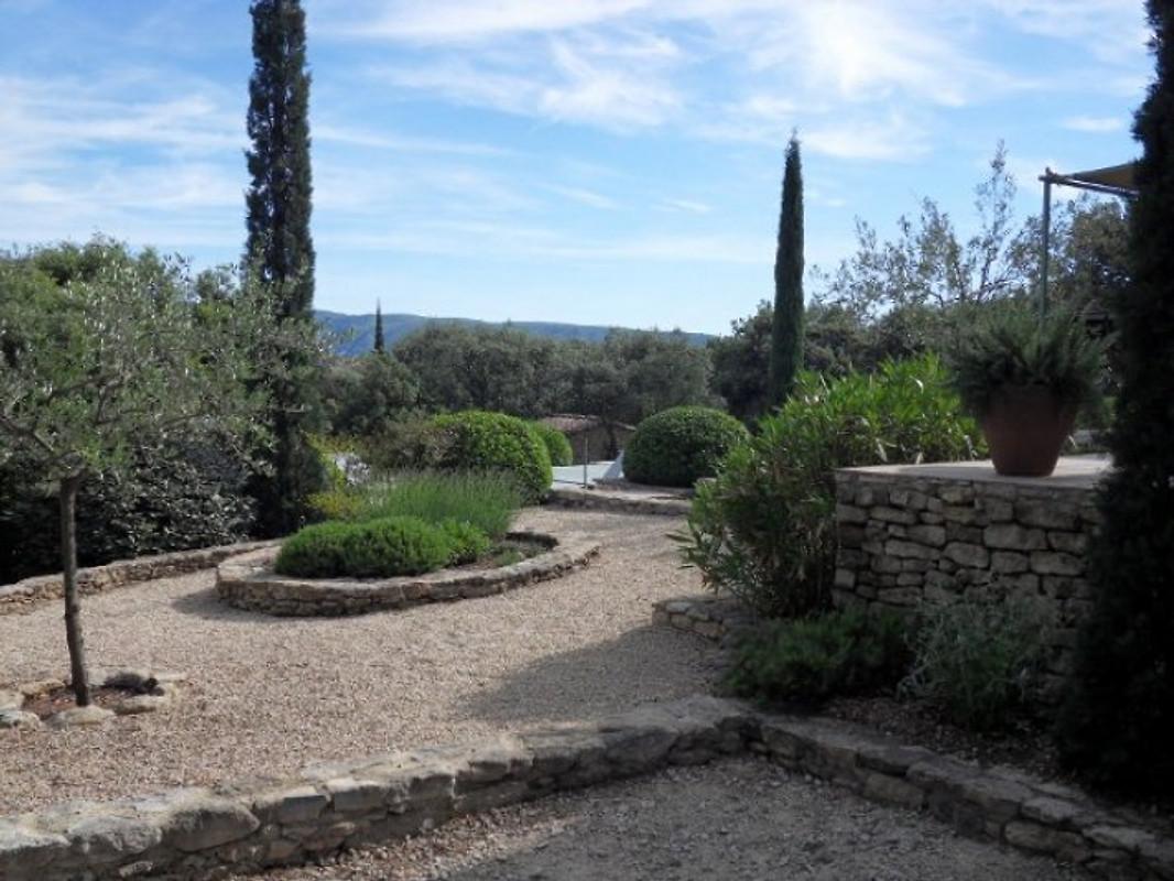 Proven aalse villa 2 6 p vakantiehuis in cabri res d 39 avignon huren - Provencaalse terras ...