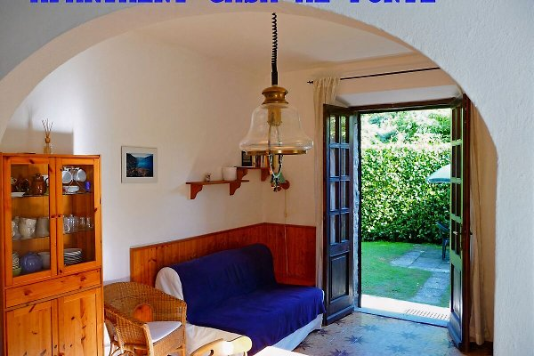casa al ponte private garten . in Menaggio - Bild 1