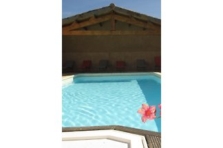 Haus Chazotte + privat Pool