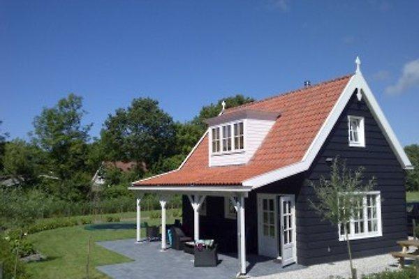 casa de vacaciones de lujo, buena ubicación, tranquilo en Oostkapelle -  1