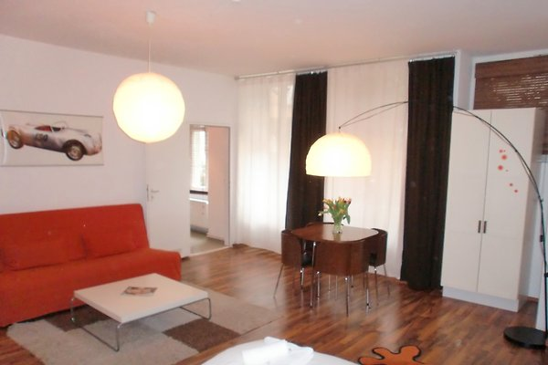 Landhaus-Apartment CHARLOTTE à Prenzlauer Berg - Image 1