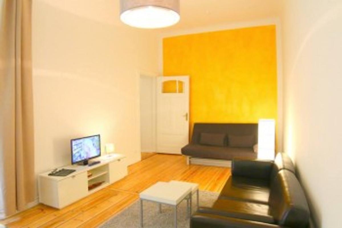 Themen apartment audrey 2 zi 55qm ferienwohnung in for 55 qm wohnzimmer