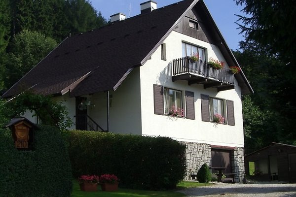 Ferienhaus Kamja Tschechien à Horni Marsov - Image 1