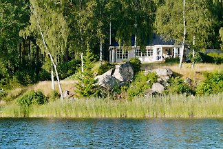 Holiday house on the lake