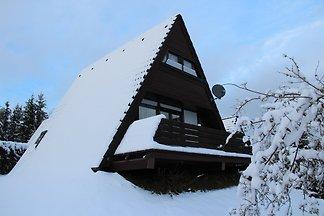 Ferienhaus Maria, mit Seeblick