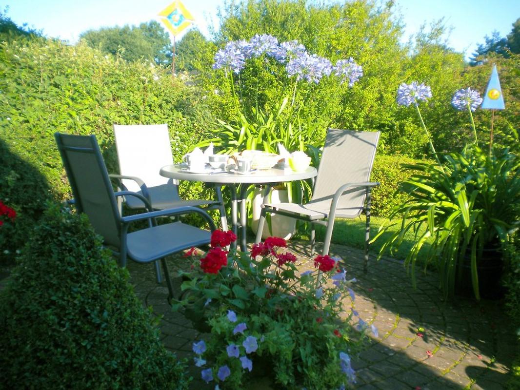 Garten eden ferienwohnung in bamberg mieten for Garten eden