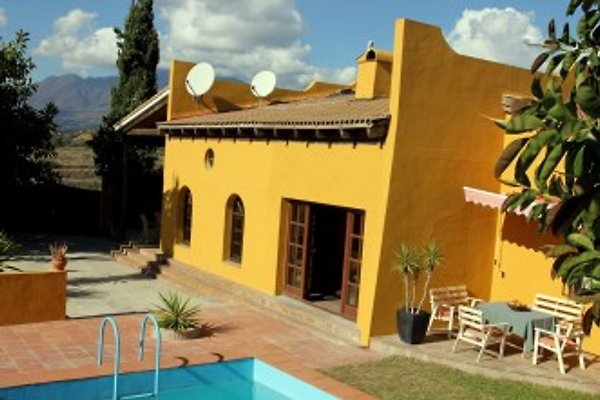 Finca Siesta - Casa Elisabeth in Estepona - Bild 1
