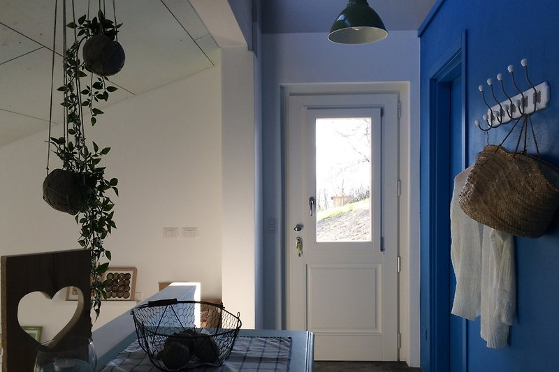 Eingang, Garderobe