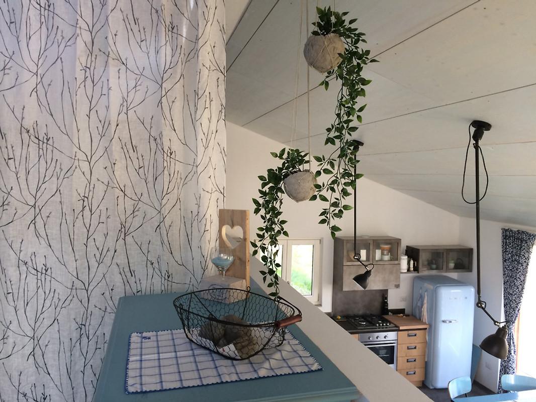 Lichtdurchflutetes Loft-Atelier in Ciglie - Frau Cecile Beck