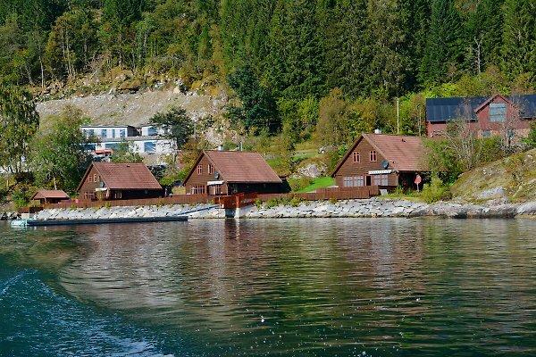 Gronlund Ferienhaus à Balestrand - Image 1