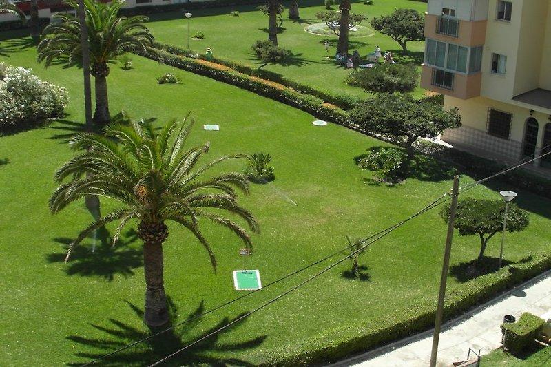 Garten der Urbanisation