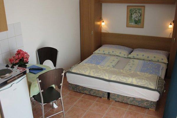 Apartment für 2P