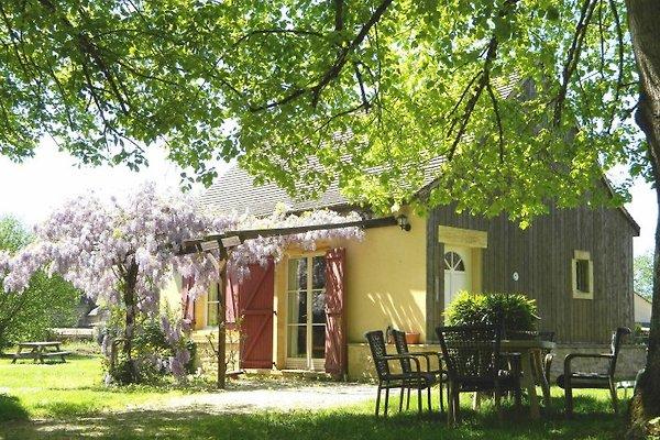 Ferienhaus für 6 pers - SARLAT in St. Vincent de Cosse - Bild 1