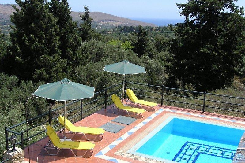 Baia Residence Pool Apartments à Filippos - Image 2