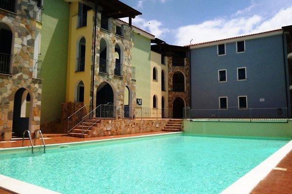 Residence mit Pool
