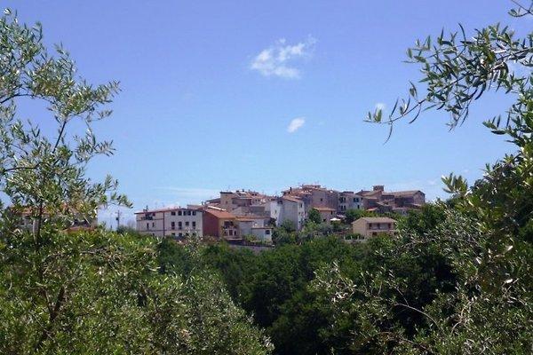 Il vicolo stretto à Pulcherini di Minturno - Image 1