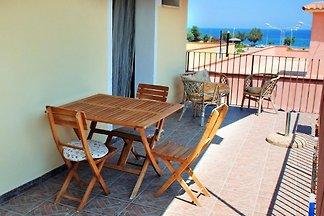 spiaggia appartamento Trinacria 200 m